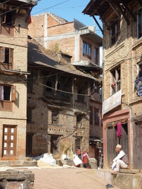 Bhaktapur Street