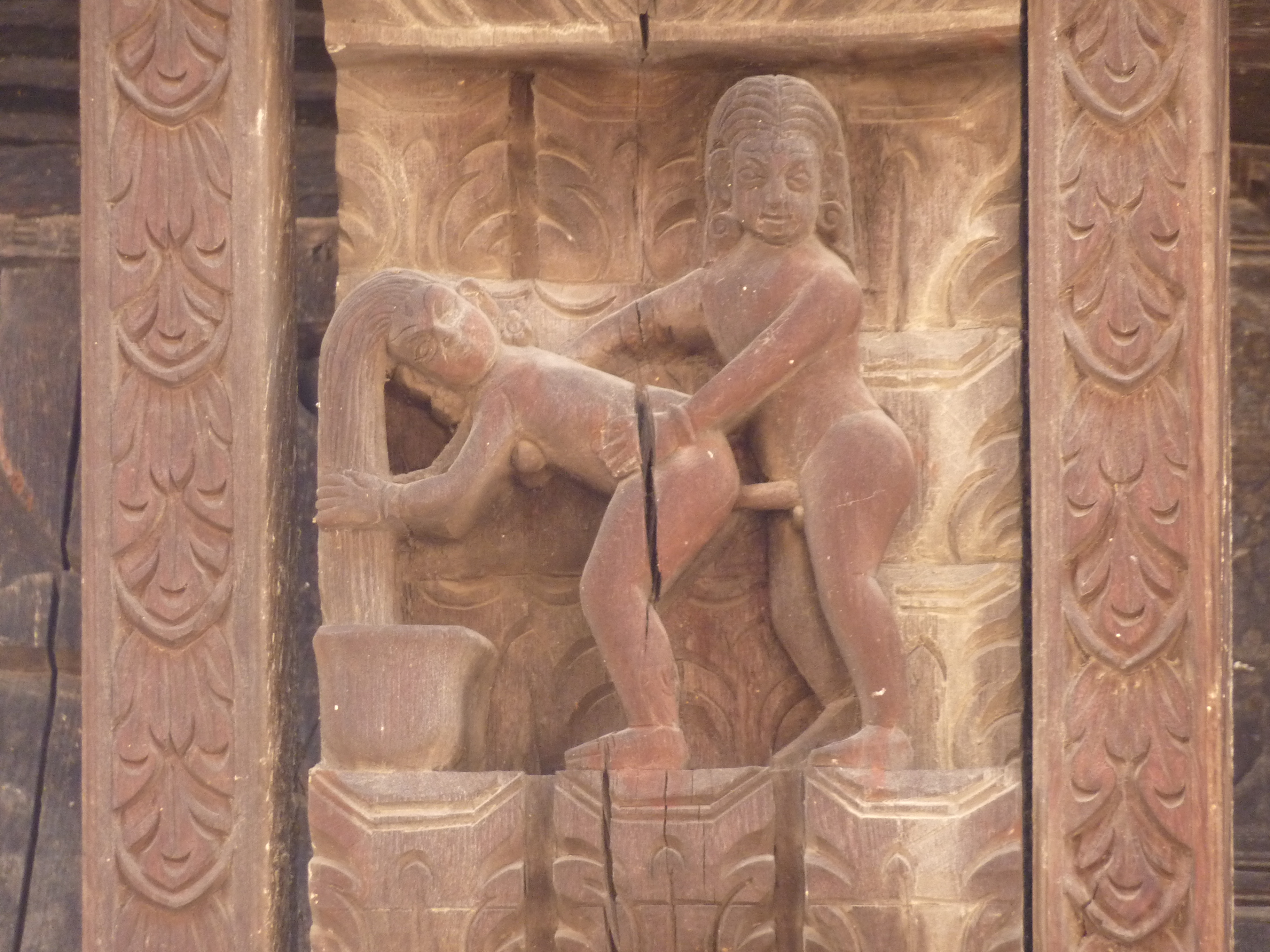 Interesting Woodwork