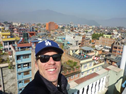 LA vs Kathmandu