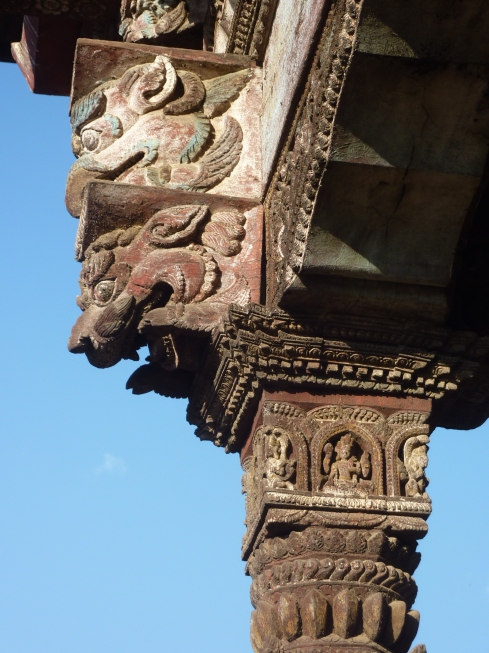 Temple Woodwork