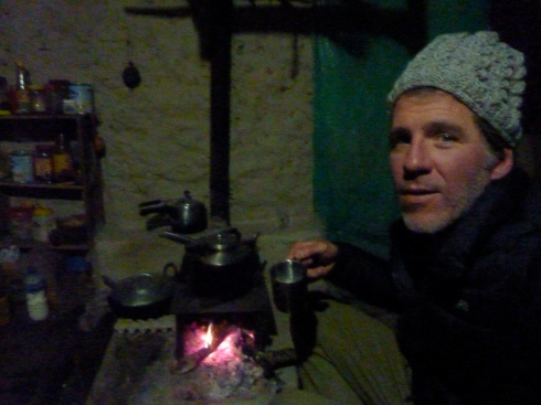 Raksi Round the Woodstove