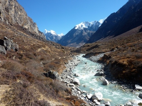 Further up the Langtang Valley