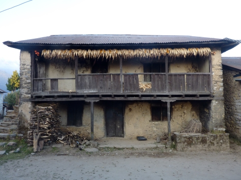 House in Khutumsang