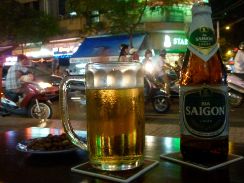 Beer Saigon