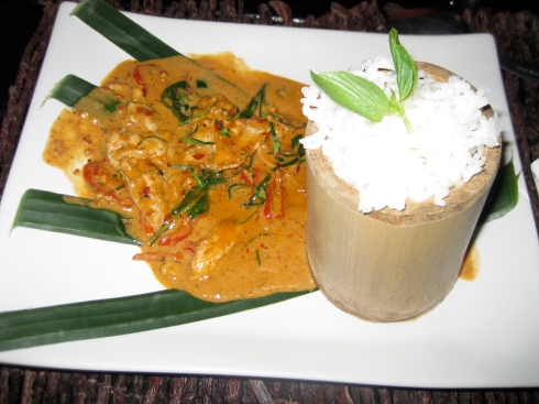 Panang Curry a la Deandra