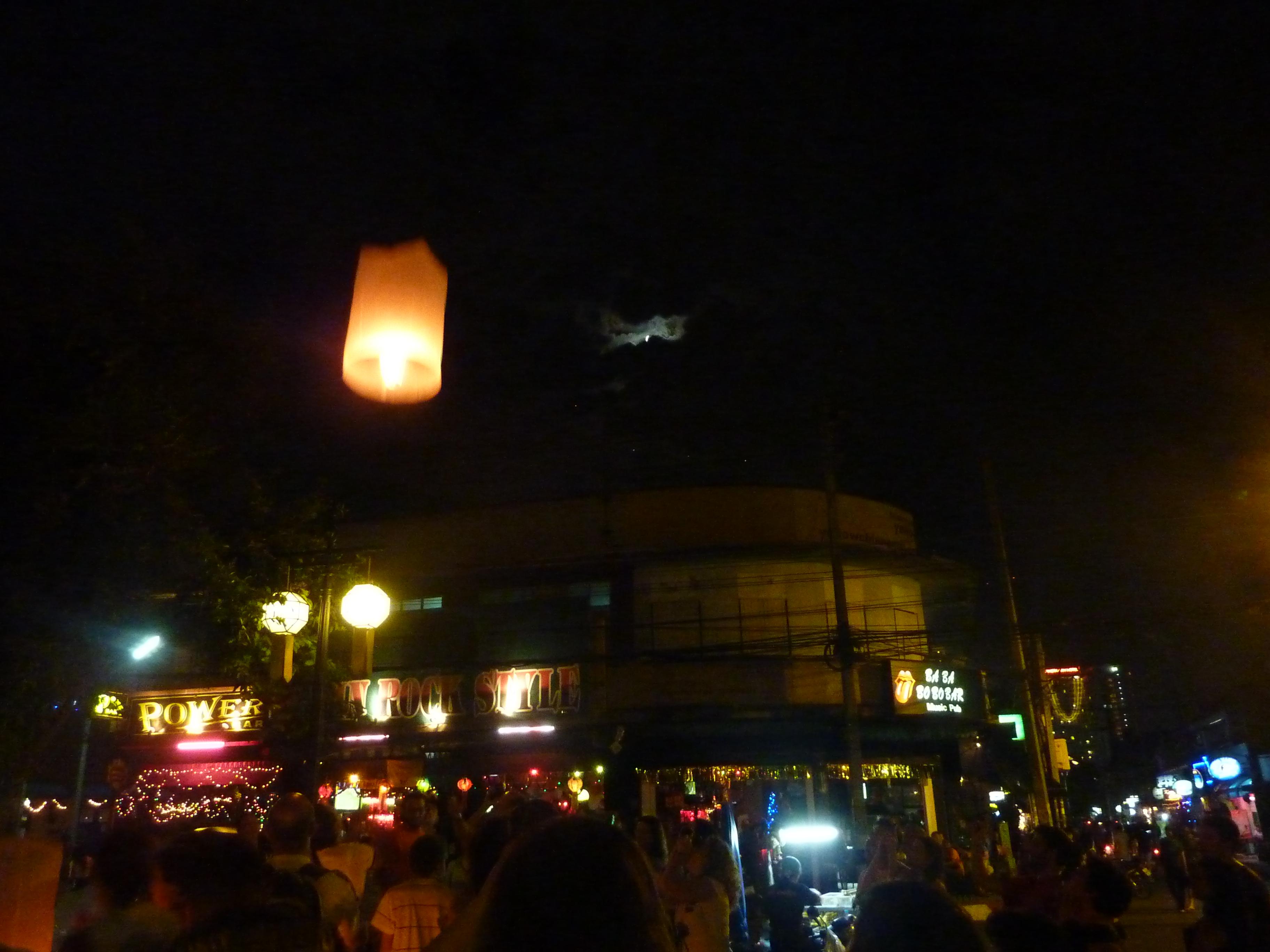 New Year's Lantern