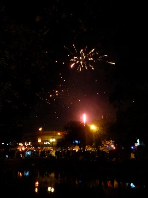 Chiang Mai Firecrackers