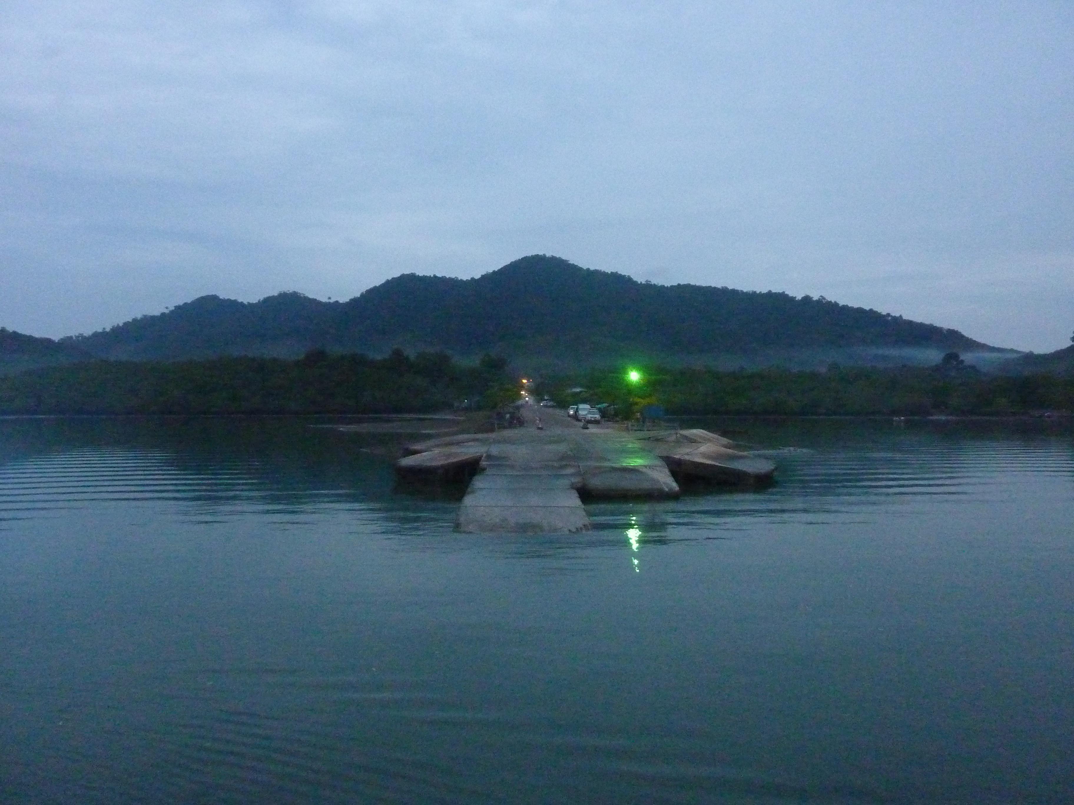 Dock of Departure