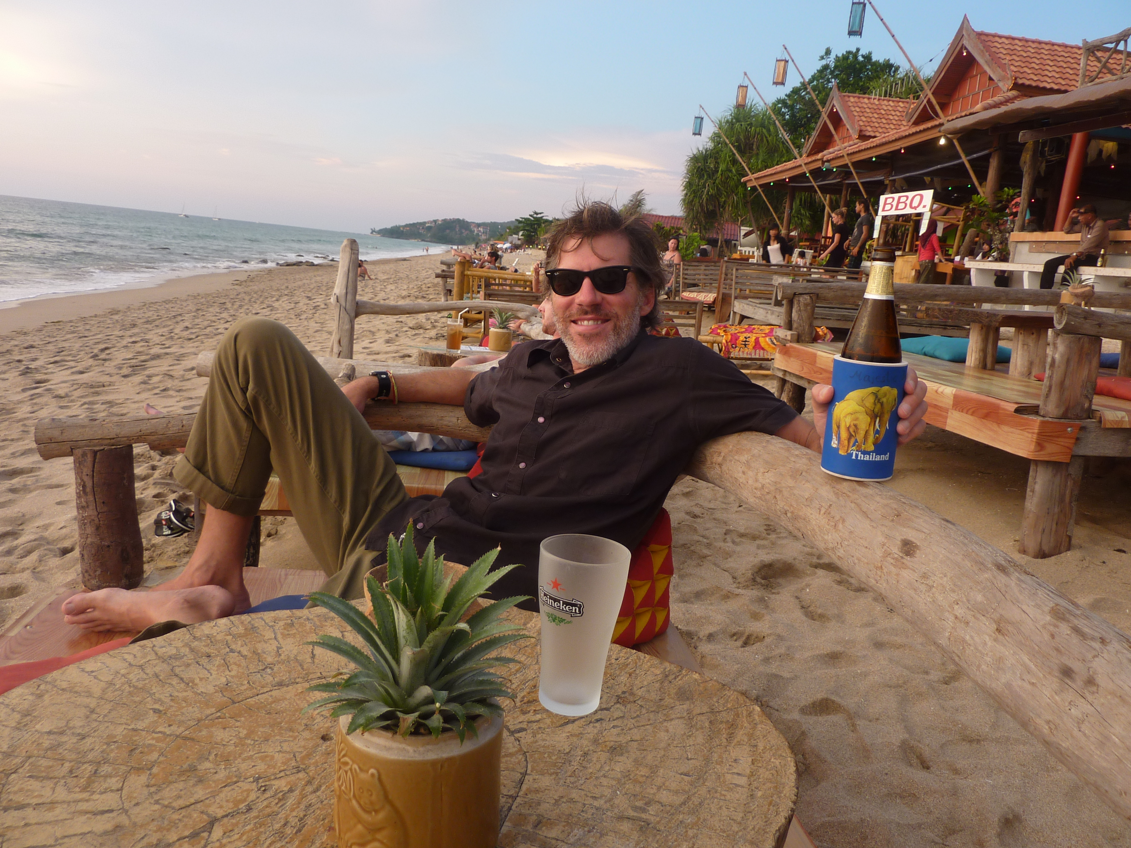 Happy Hour on Klong Nin