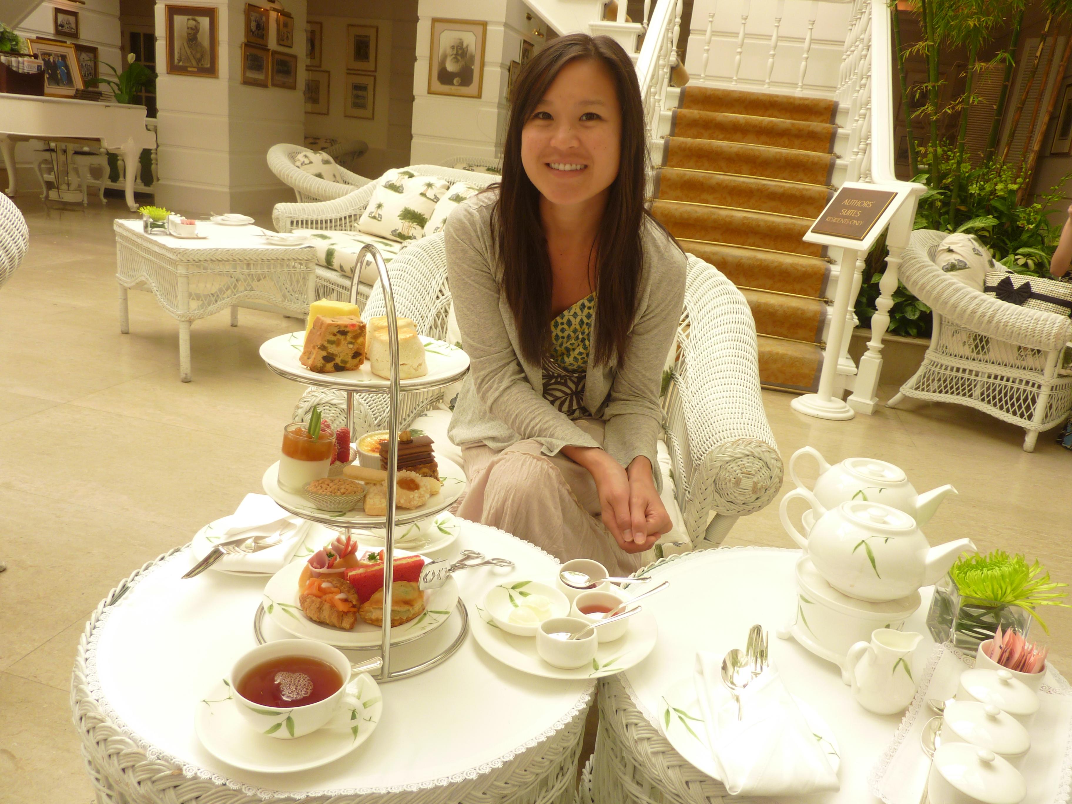 Classic Tea Set + Deandra