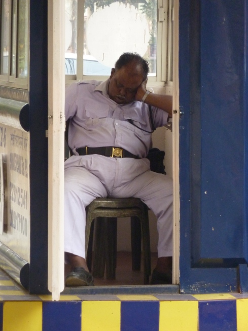 Kolkata Security Guard