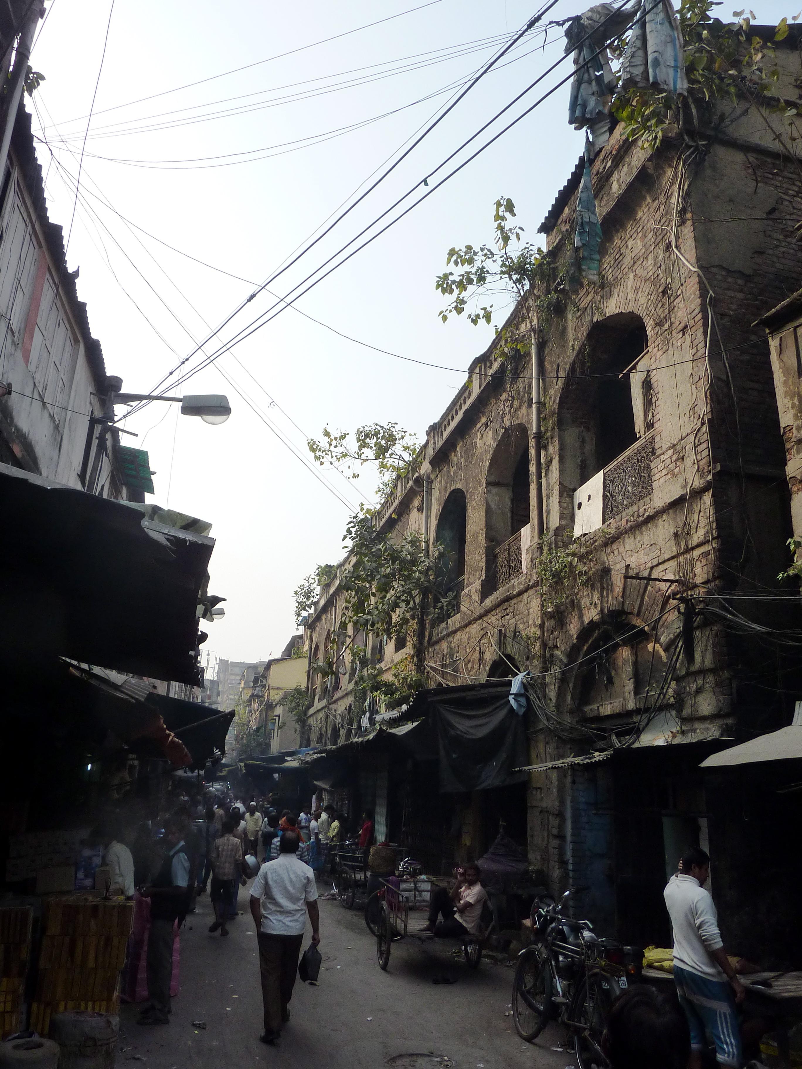Kolkata Alley