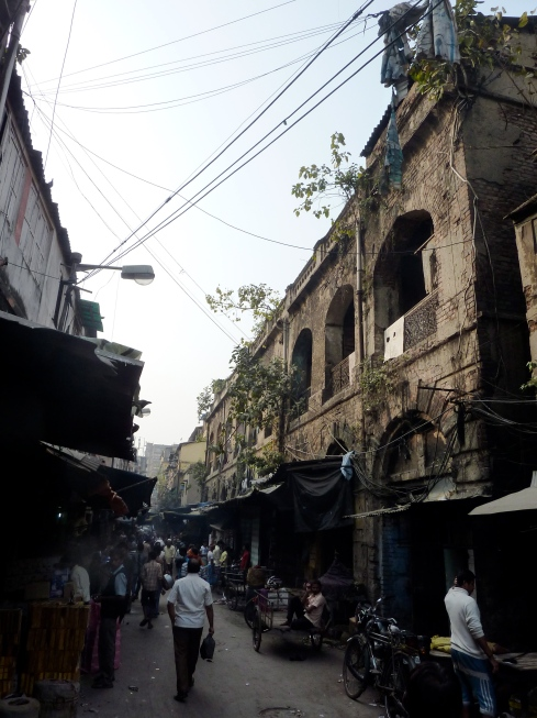 Kolkata Alley