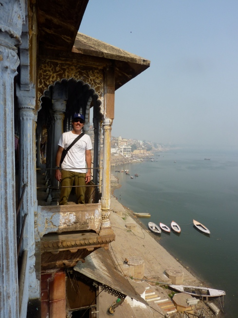 Old Home on the Ganges