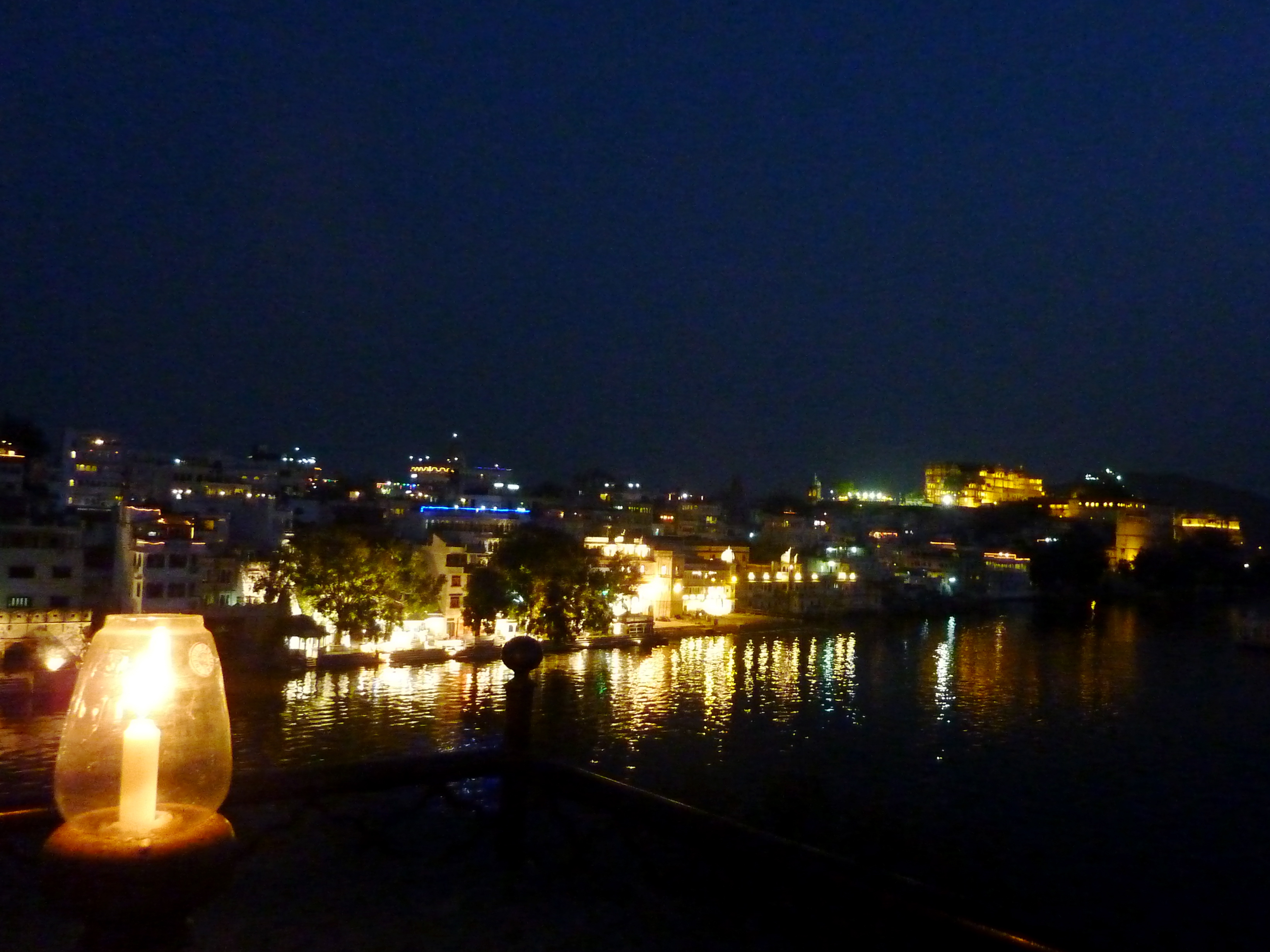 Night in Udaipur