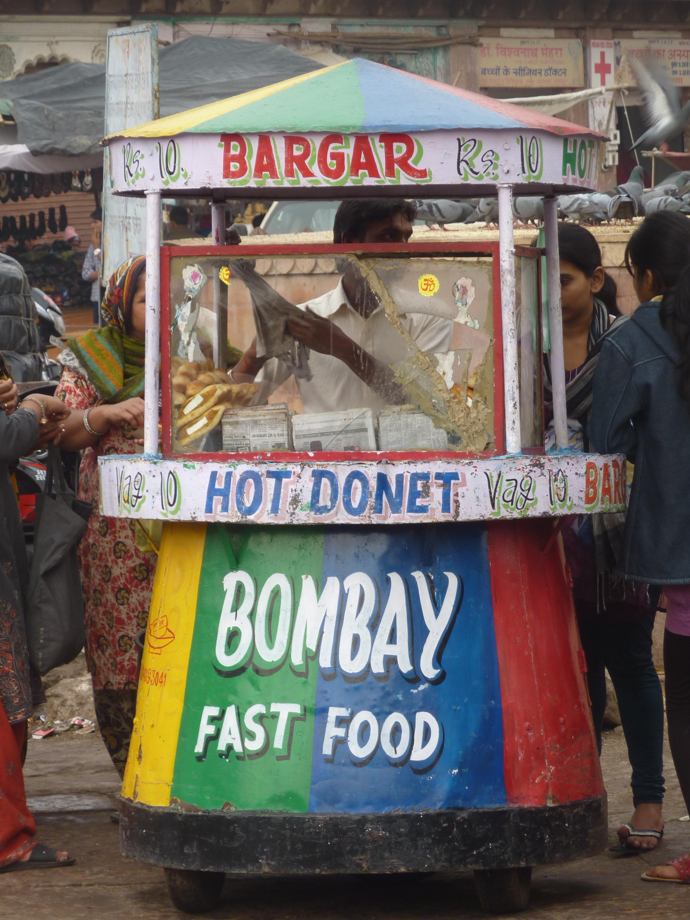 Bombay Bargar