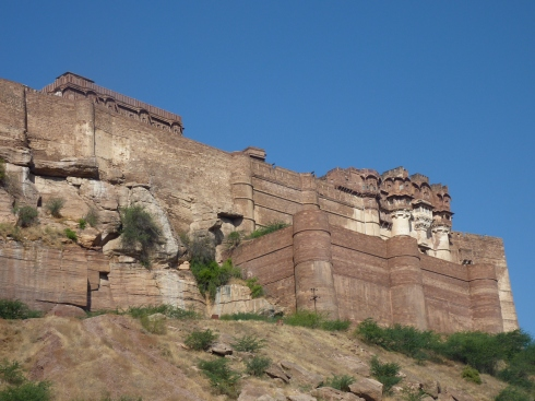 Mighty Mehrangarh
